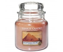 Yankee Candle Egyptian Musk Giara Media