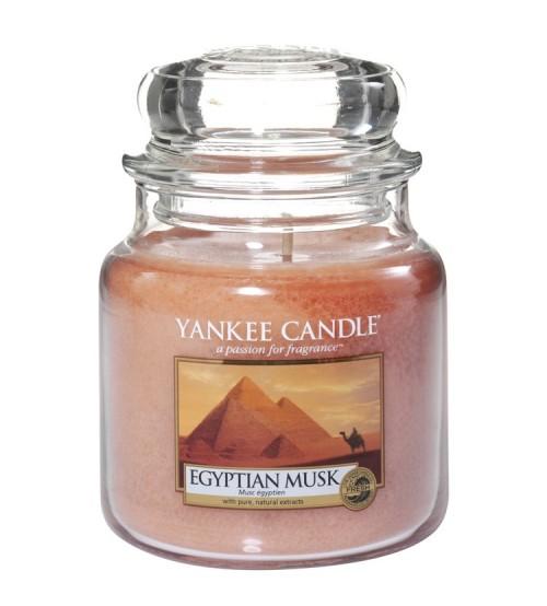 Yankee Candle Egyptian Musk Giara Media
