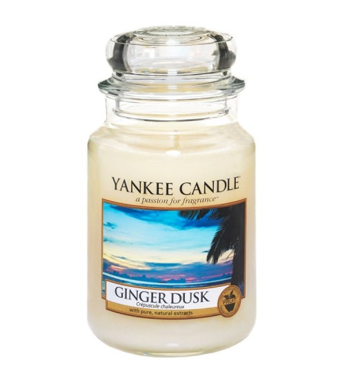 Yankee Candle Ginger Dusk Giara Grande