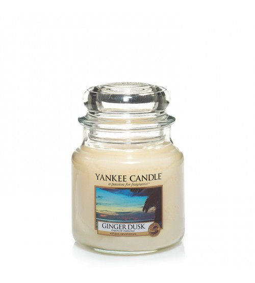 Yankee Candle Ginger Dusk Giara Media