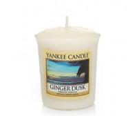 Yankee Candle Ginger Dusk Candela Votiva