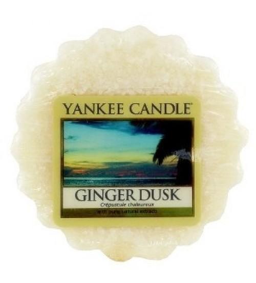 Yankee Candle Ginger Dusk Tartina per Bruciatore