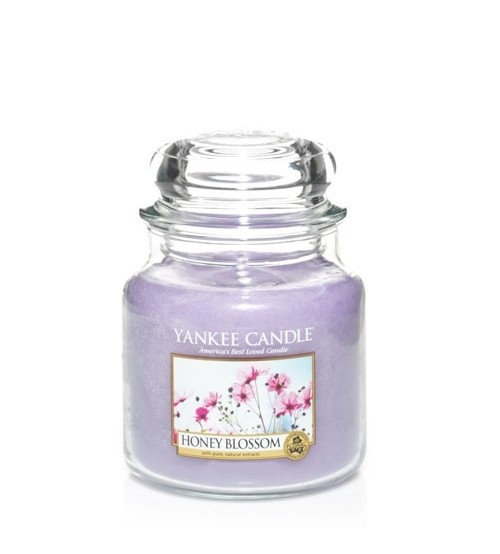 Yankee Candle Honey Blossom Fruit Giara Media