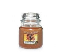 Yankee Candle Honey Glow Giara Media