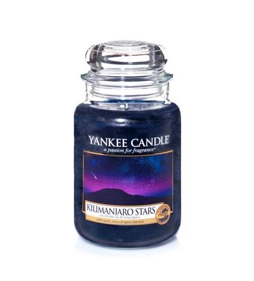 Yankee Candle Kilimanjaro Stars Giara Grande