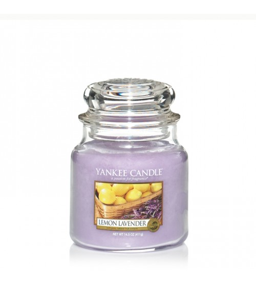 Yankee Candle Lemon Lavender Giara Media