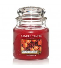 Yankee Candle Mandarin Cranberry Giara Media