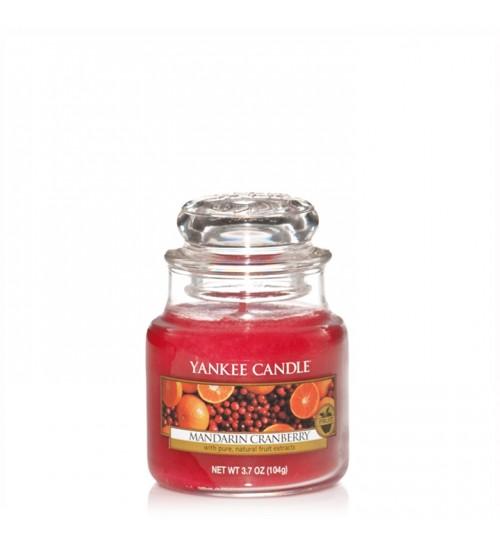 Yankee Candle Mandarin Cranberry Giara Piccola