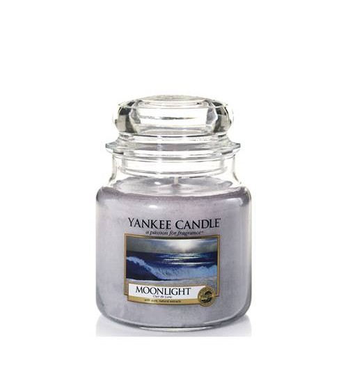 Yankee Candle Moonlight Giara Media