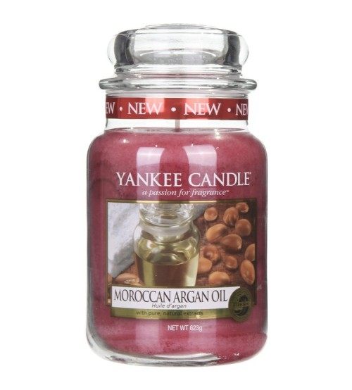 Yankee Candle Moroccan Argan Oil Giara Grande