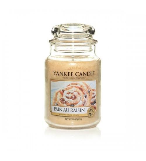 Yankee Candle Pain Au Raisin Giara Grande