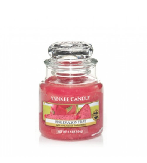 Yankee Candle Pink Dragon Fruit Giara Piccola