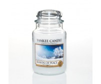 Yankee Candle Seasons of Peace Giara Grande