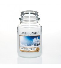 Yankee Candle Seasons of Peace Giara Grande