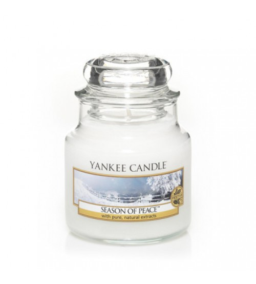 Yankee Candle Seasons of Peace Giara Media