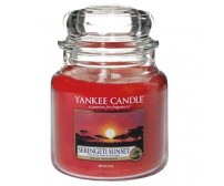 Yankee Candle Serengeti Sunset Giara Media