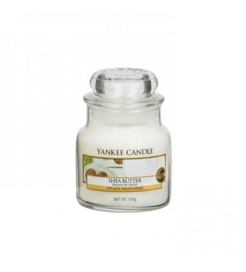 Yankee Candle Shea Butter Giara Piccola