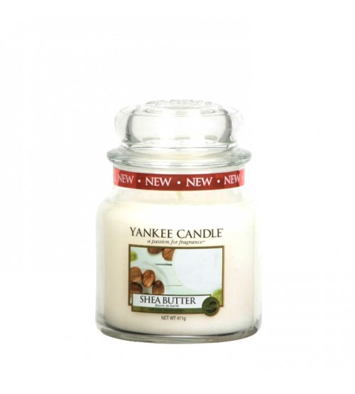Yankee Candle Shea Butter Giara Media