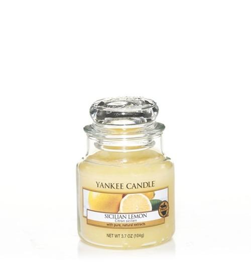 Yankee Candle Sicilian Lemon Giara Piccola