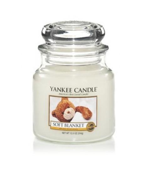 Yankee Candle Soft Blanket Giara Media