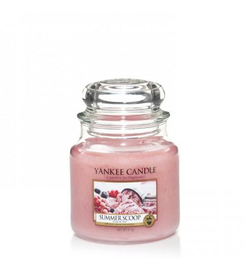 Yankee Candle Summer Scoop Giara Media