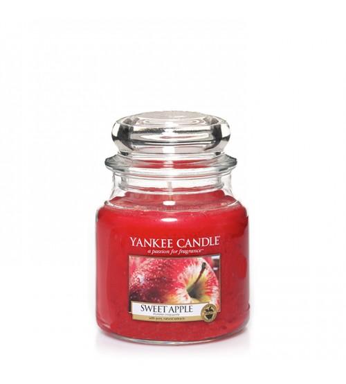 Yankee Candle Sweet Apple Giara Media