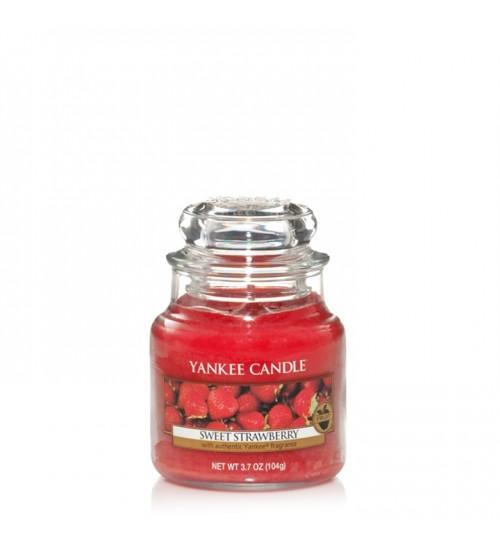 Yankee Candle Sweet Strawberry Giara Piccola