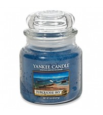 Yankee Candle Turquoise Sky Giara Media