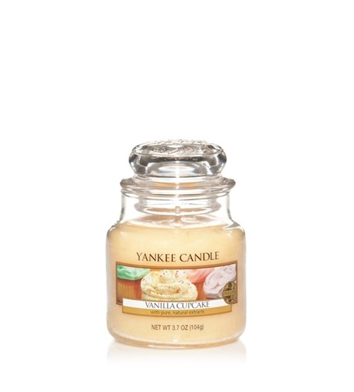 Yankee Candle Vanilla Cupcake Giara Piccola