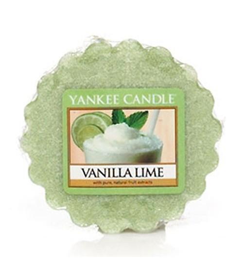 Yankee Candle Vanilla Lime Tartina