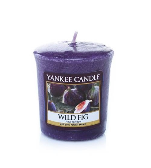 Yankee Candle Wild Fig Sampler Votivo