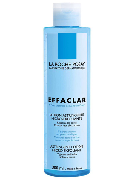la roche posay effaclar gel mousse purificante farmateca. Black Bedroom Furniture Sets. Home Design Ideas